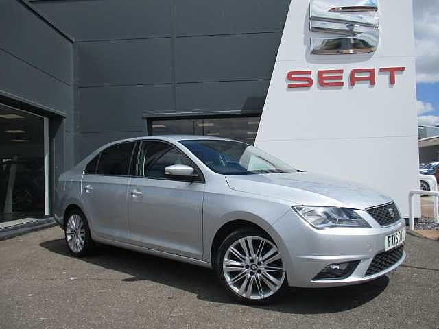 SEAT Toledo 1.6 TDI Style Advance 115 PS 5-Dr Hatchback