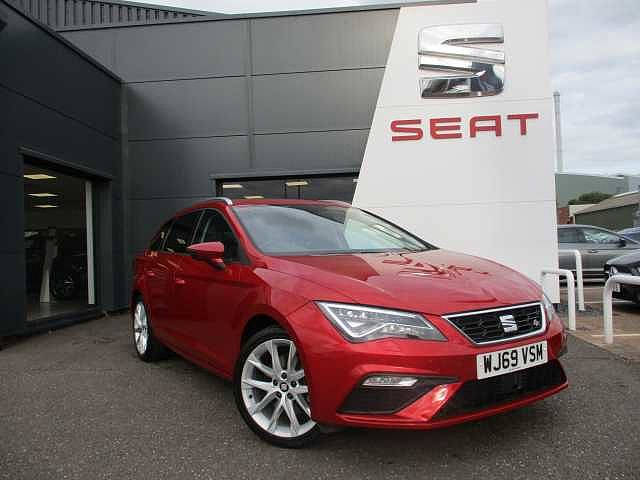 SEAT Leon Estate 1.5 TSI EVO FR Sport (130ps)